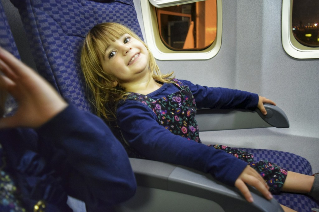 airplane girl image