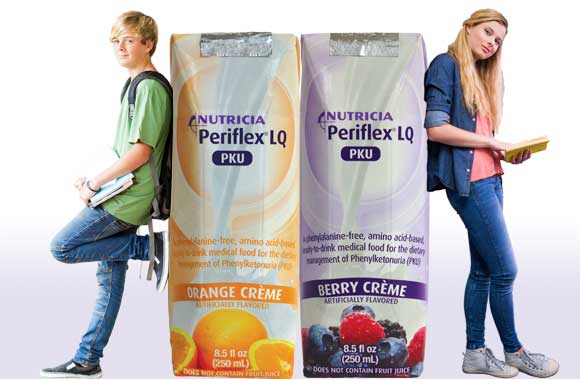 Back-to-School with Periflex LQ - TEENS